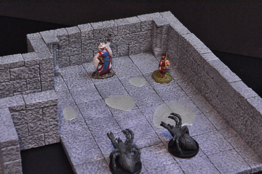 Dungeon Accessories: Slimy & Wet Terrain | Roving Band of